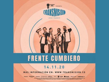 Participa para ver gratis el streaming de Frente Cumbiero