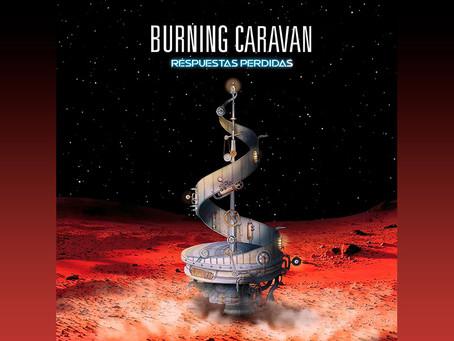 La Burning Caravan está de vuelta y anuncia su nuevo álbum para 2021