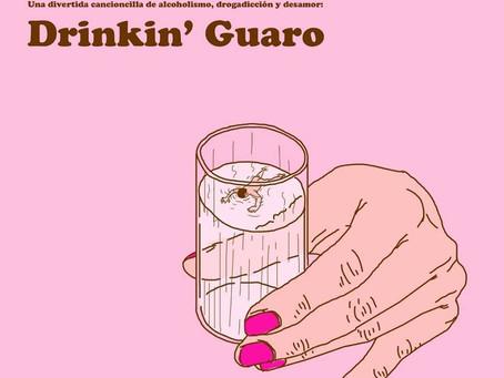 """Escuchen """"Drinkin' Guaro"""" de Aguas Ardientes, nuestra canción de la semana"""
