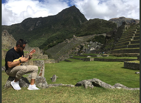 """Desde Perú, Gustavo Abanto y La Zafra presentan su nuevo sencillo """"Libro Abierto"""""""