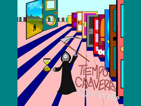 """Pablo Trujillo abraza su ser eléctrico en """"Tiempo calavera"""", su último álbum de estudio"""