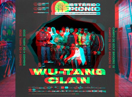 Por primera vez llega a Colombia Wu-Tang Clan