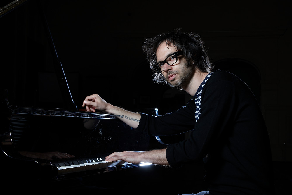 Richard Ansett. Cortesía James Rhodes