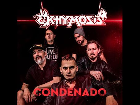 """Ekhymosis regresa con """"Condenado"""", una composición sobre la necesidad de emancipación"""