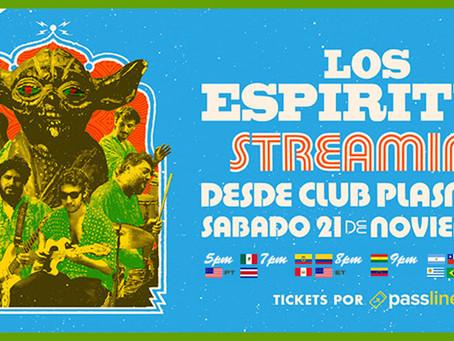 """Los Espíritus presentarán """"La Antillana: Sancocho Stereo, Capítulo 3"""", su nuevo EP, con un concierto"""