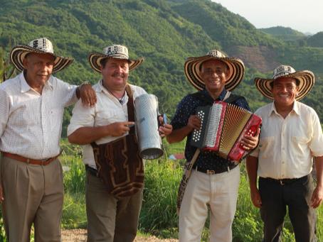 Carmelo Torres protector de la cumbia sabanera