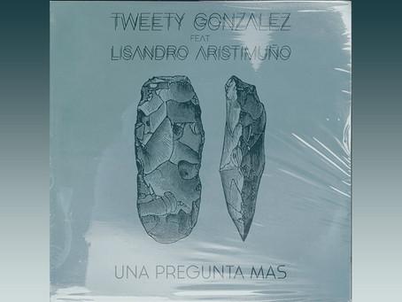 """Tweety González se une a Lisandro Aristimuño para """"Una pregunta más"""""""
