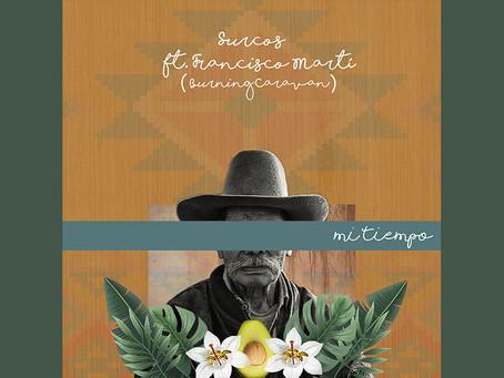 """Surcos regresa con """"Mi tiempo"""" junto a Francisco Martí de la Burning Caravan"""