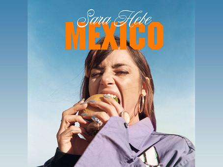 """Desde Argentina Sara Hebe quiere encontrar el amor en """"México"""""""