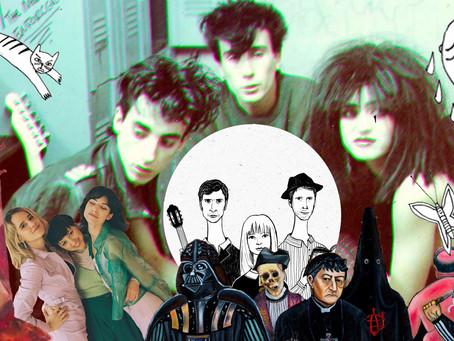 Cinco discos españoles del primer trimestre