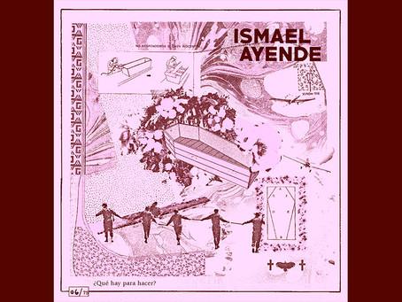 Ismael Ayende presenta el último sencillo de su próximo álbum