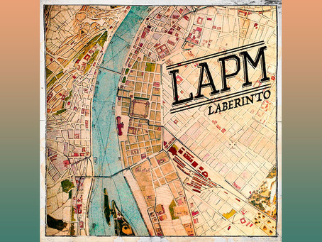 LAPM rompe el silencio con su nuevo álbum Laberinto