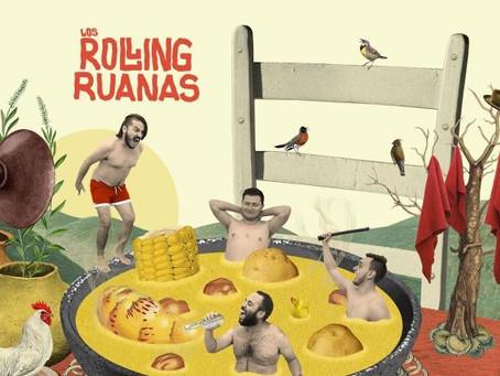 Los Rolling Ruanas regresan con una placa que pone a arder la sangre