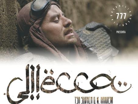 """TSH Sudaca busca el conocimiento en el clip de """"Mecca"""""""