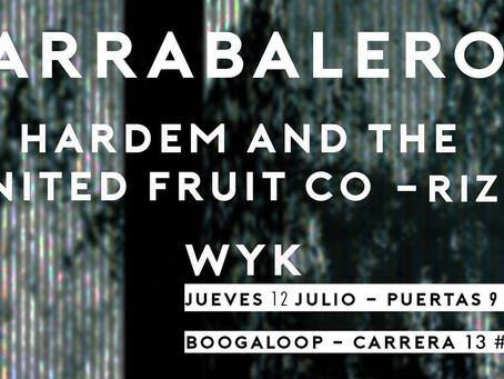 Arrabalero celebra el lanzamiento de su segundo álbum rodeado de amigos
