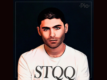 """Pio Perilla presenta el segundo sencillo de su próximo EP, """"Si te quieres quedar (quédate)"""""""