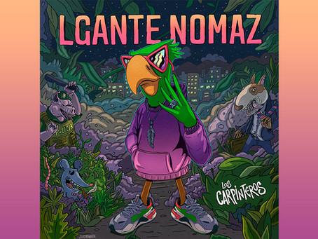 """¡Baila prrazo!: Los Carpinteros presentan su cuarto disco """"Lgante Nomaz"""""""