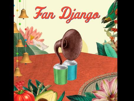 """Escuchen """"Fan Django"""" de Los Rolling Ruanas, nuestra canción de la semana"""