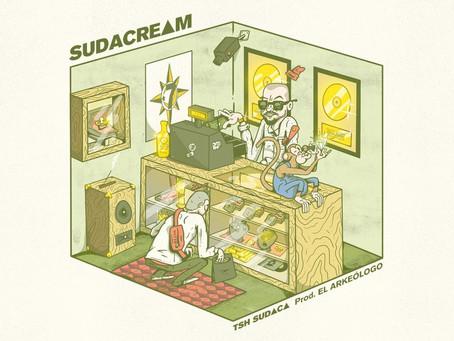"""TSH Sudaca no traga entero en """"Sudacream"""""""