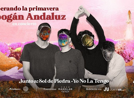Por primera vez llega a Colombia Tobogán Andaluz, banda argentina vital de la década