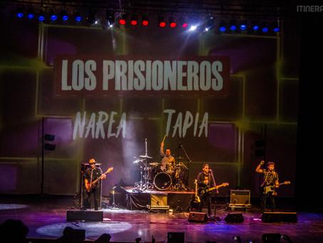 Los Prisioneros, Narea y Tapia y una historia esencial