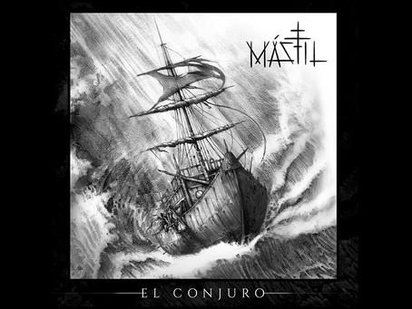 Mástil conjura las formas más explosivas del rock en su primer sencillo