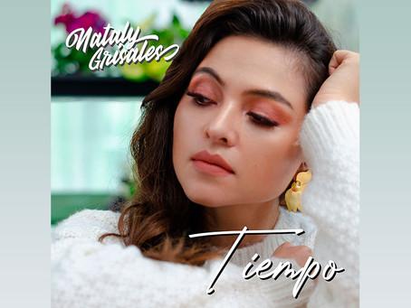 """Nataly Grisales sigue dando adelantos de su EP con """"Tiempo"""""""