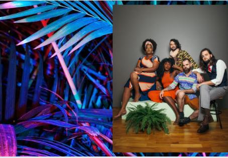 Liniker e os Caramelows regresa a Bogotá con un show sin géneros ni fronteras