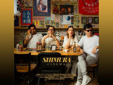 """Shimura Cinema regresa con """"Loop"""" junto a Coco Santos de CLUBZ"""