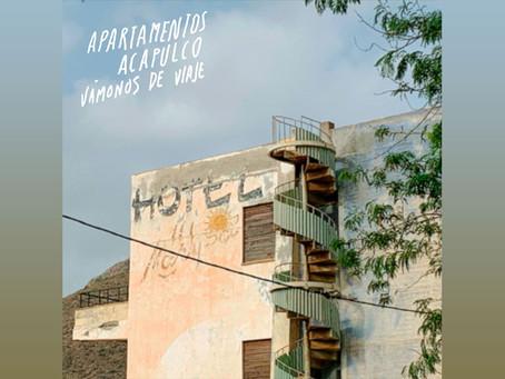 """Apartamentos Acapulco presenta """"Vámonos de viaje"""" antes de publicar su nuevo álbum"""