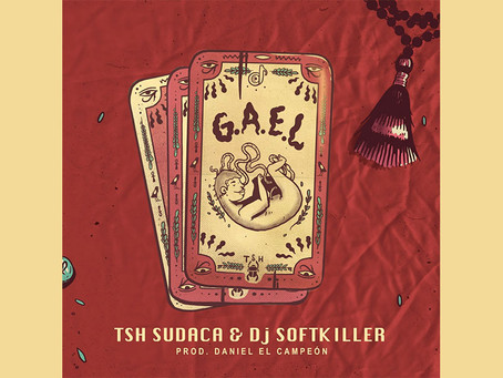"""TSH Sudaca presenta la segunda carta de su próximo EP, el sencillo """"G.A.E.L"""" dedicado a su hijo"""