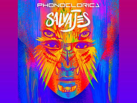 """Phonoclórica lanza """"Salvajes"""", un corte de empoderamiento y conciencia"""