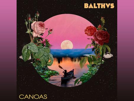 """BALTHVS se viste de colores latinos en """"Canoa"""""""