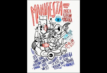 Fuerza Esteban Mosquera: se viene la Manifiesta