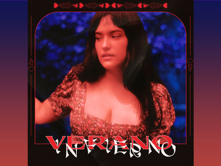 "La cantautora peruana Fernanda Perochena presenta ""Verano Infierno"", su primer álbum"