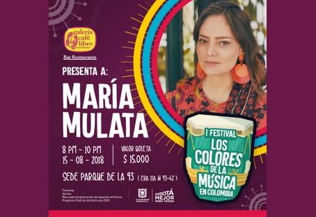 Bogotá: se viene la primera edición del Festival Los Colores de la Música