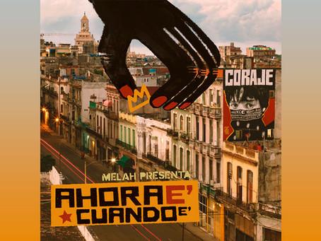 """MELAH presenta su compilado """"Ahora E' Cuando E'"""" enfocado en el hip hop cubano"""