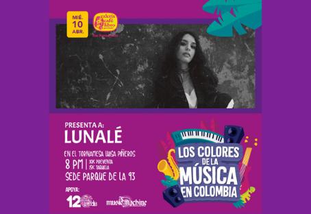 Los Colores de la Música: Lunalé