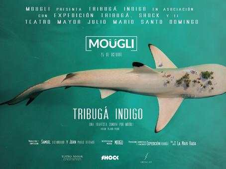 Moügli presenta un concierto íntimo en el Teatro Estudio del Julio Mario Santodomingo