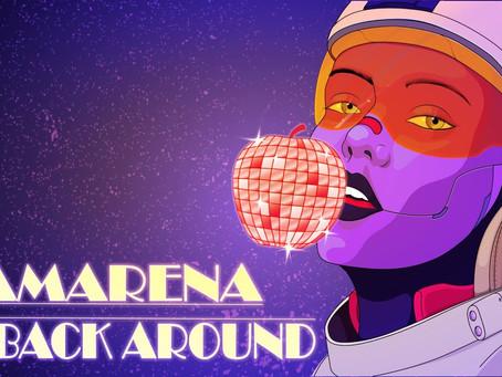 Kamarena presenta un explosivo EP de la mano de Candy Flip