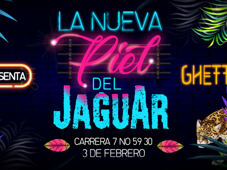 Disco Jaguar estrena piel con Ghetto Kumbé