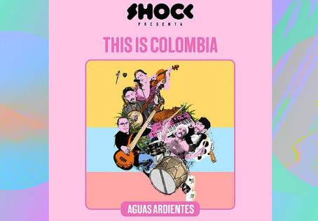 Aguas Ardientes le dedica una ranchera a la relación más tóxica de los colombianos