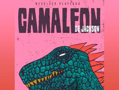 """Revólver Plateado regresa con """"Camaleón de Jackson"""", rock con influencia ochentera"""