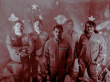 """Blast 55 enfila al espacio con el videoclip de """"A Marte"""""""