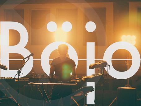 Böjo presenta Opus Live, un set en vivo de tres momentos