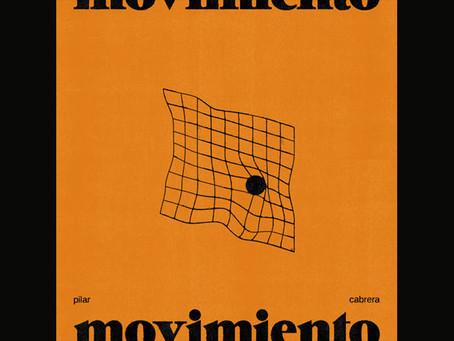 """Pilar Cabrera regresa con """"Movimiento"""", primer sencillo de su debut discográfico"""
