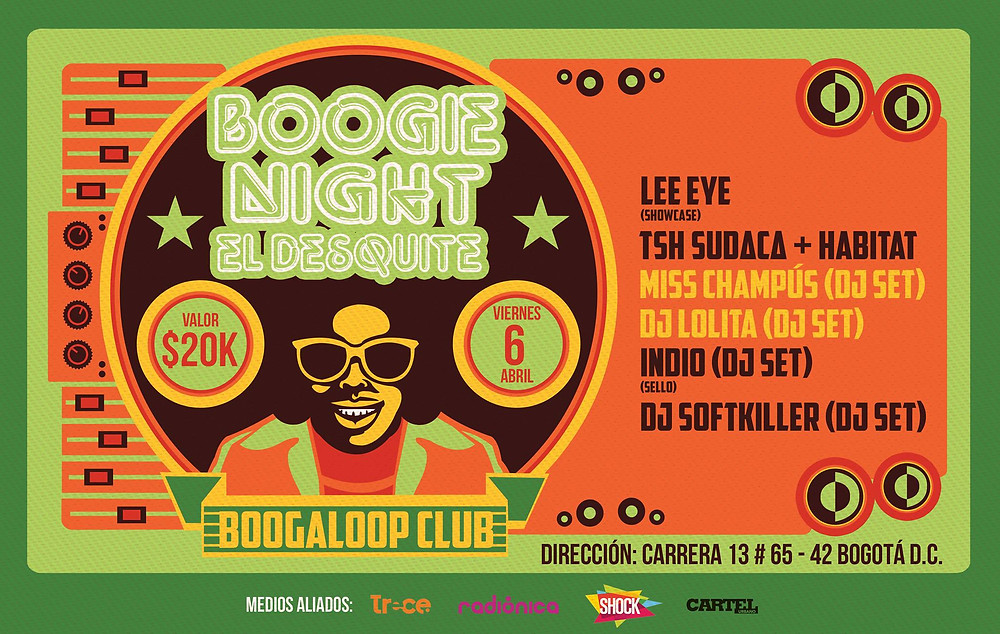 Boogie Night el desquite