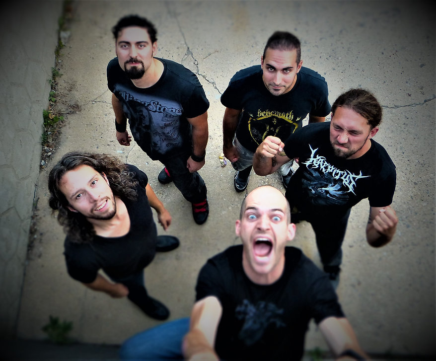 Hammerdrone - melodic death metal band