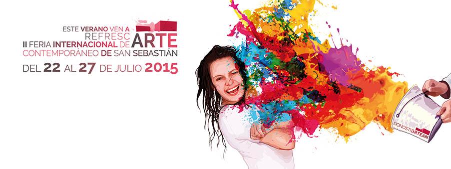 2015 - Donostiartean