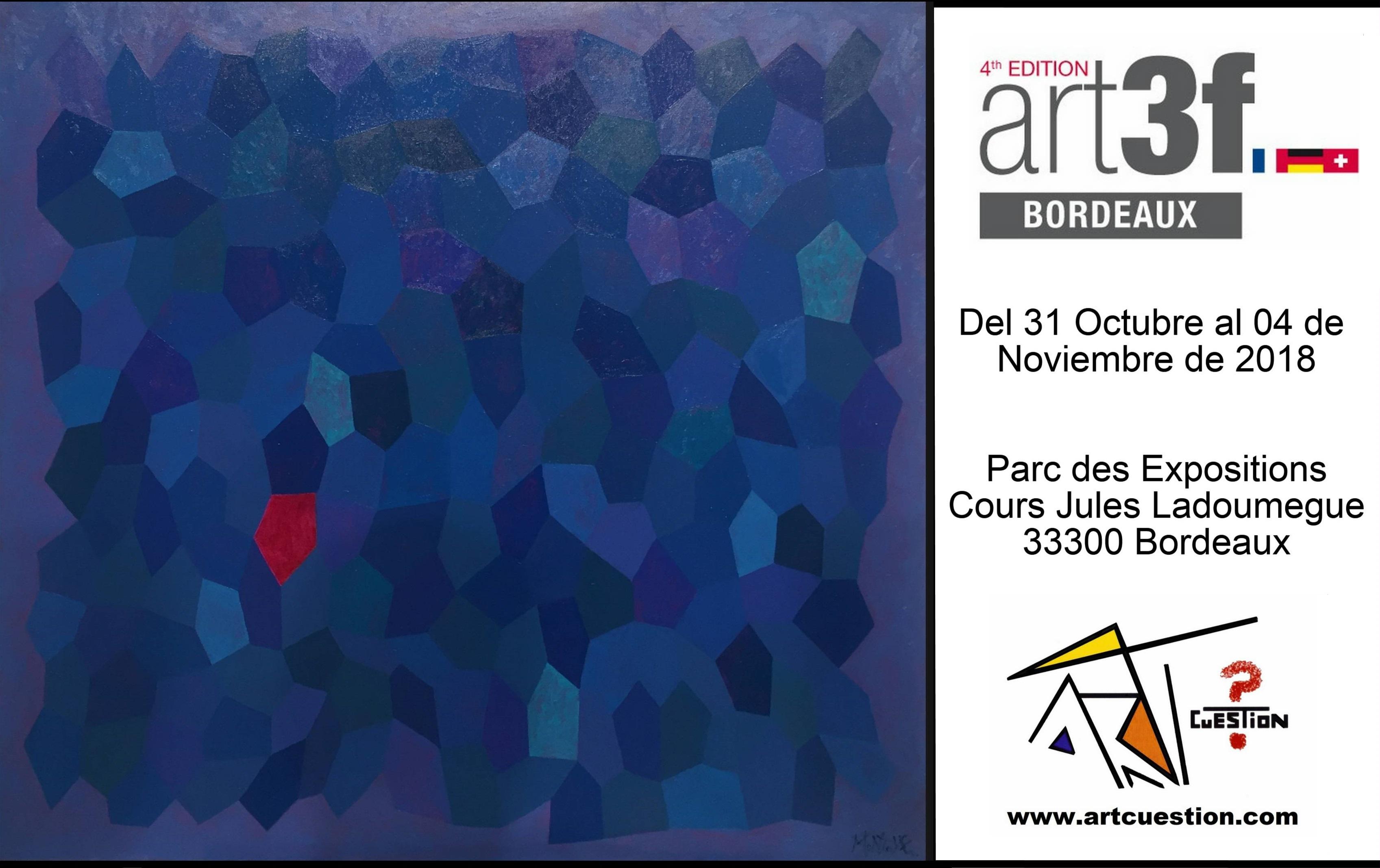 VIVONS ART. Feria de Arte de Burdeos
